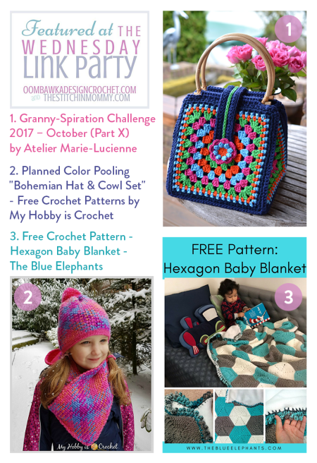 The Wednesday Link Party #215 Featured Favorites | www.thestitchinmommy.com