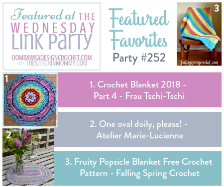 The Wednesday Link Party #252 Featured Favorites | www.thestitchinmommy.com