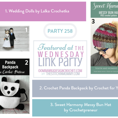 The Wednesday Link Party 258 featuring Wedding Dolls