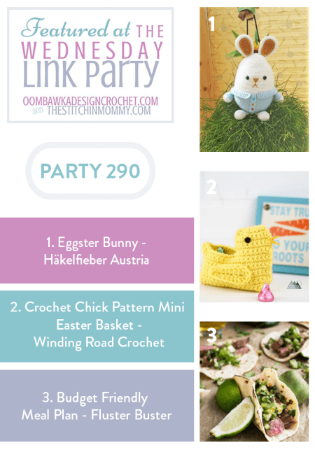 The Wednesday Link Party #290 Featured Favorites | www.thestitchinmommy.com