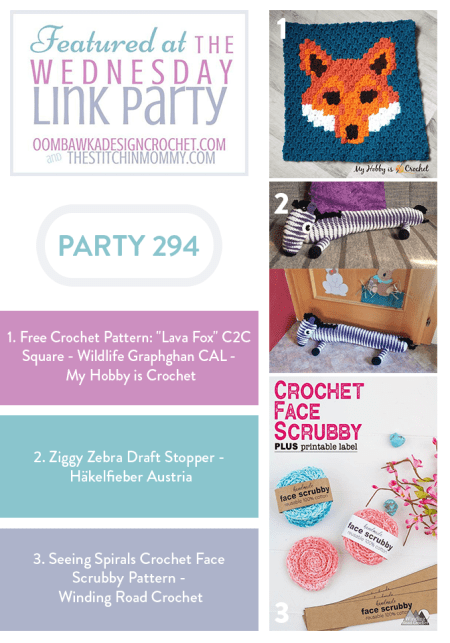 The Wednesday Link Party #294 Featured Favorites | www.thestitchinmommy.com