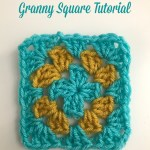 Traditional Granny Square Tutorial