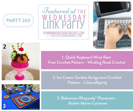 The Wednesday Link Party #260 Featured Favorites | www.thestitchinmommy.com