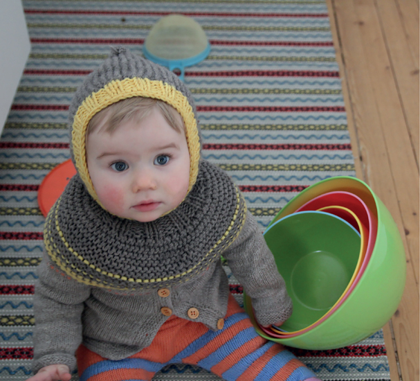 Sweet Pickles - 27 Adorable Knits for Babies and Toddlers by Anna Enge and Heidi Grønvold, published by Martingale - Book Review | www.thestitchinmommy.com