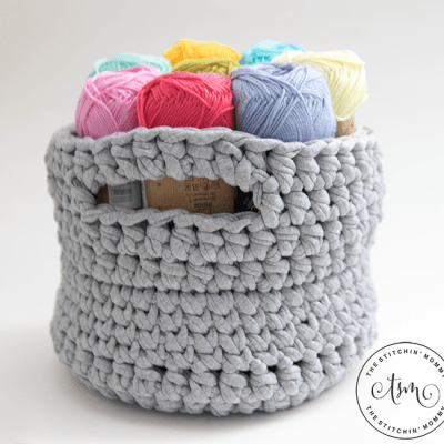 Little Crochet Basket – Free Crochet Pattern