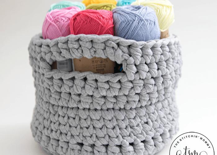 Little Crochet Basket – Free Crochet Pattern
