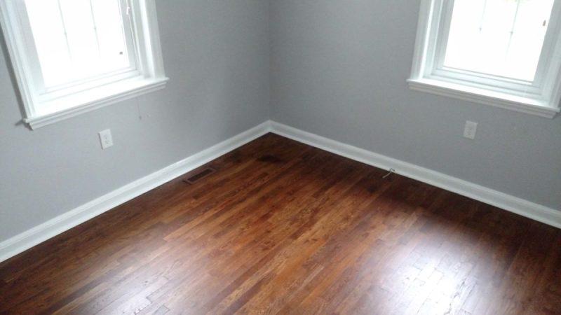 how to refinish hardwood floors the bedroom