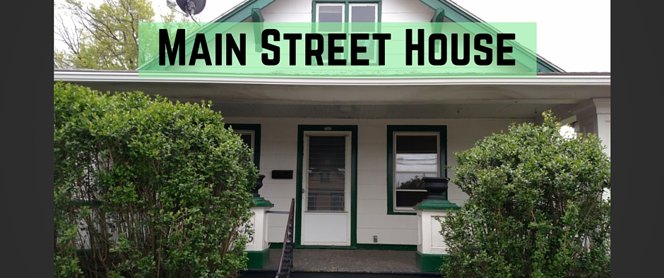 Main Street House | The Beginning