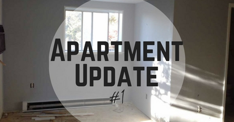 Let's Talk Apartment Renovation Update – First one in Five Months!?!