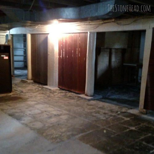 fixer upper basement