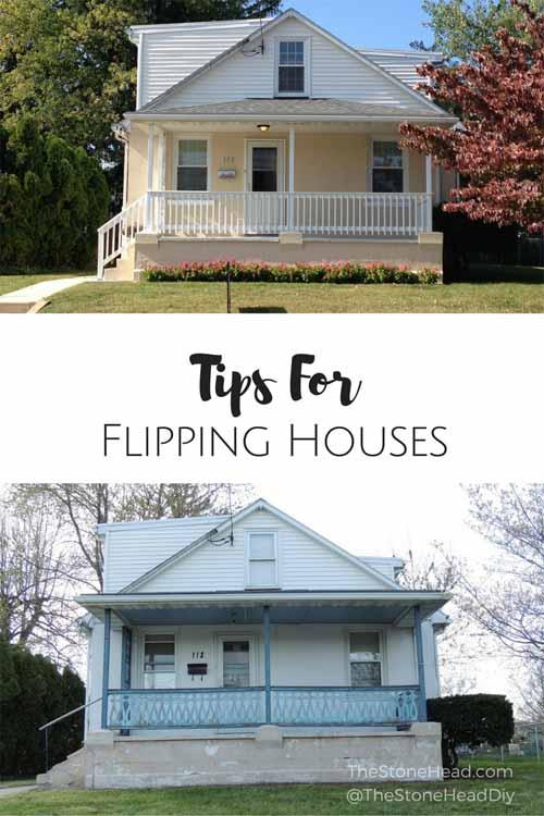 Tips for Flipping Houses