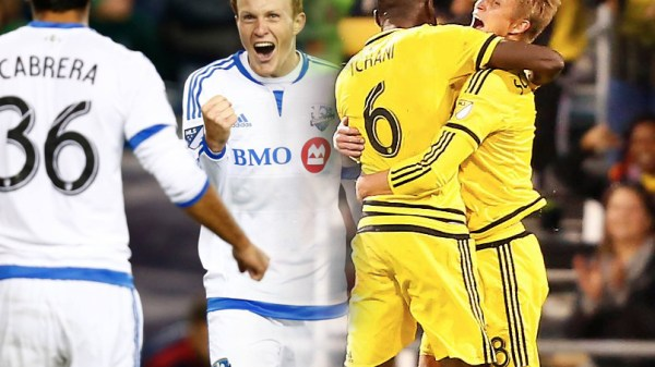 Montreal Impact vs Columbus Crew MLS Playoffs 2015