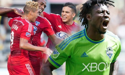 Seattle Sounders vs FC Dallas MLS Playoffs