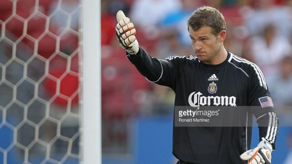 Dan Kennedy LA Galaxy Chivas USA