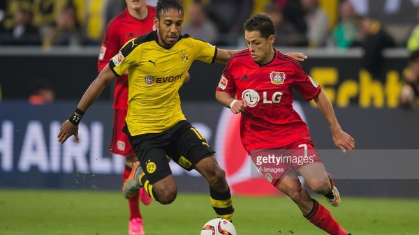 Pierre-Emerick Aubameyang Chicharito