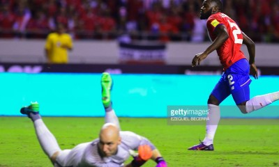 Costa Rica USA World Cup Qualifier