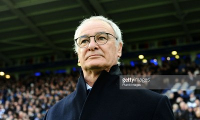 Claudio Ranieri Leicester City Premier League