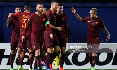 AS Roma Europa League