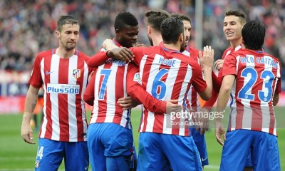 Atletico Madrid La Liga