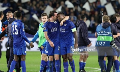 Leicester City Champions League