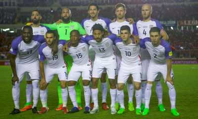 USMNT World Cup Qualifiers