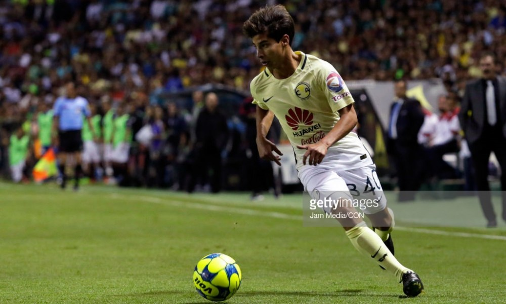 best loved bfb33 5aeb1 Club América: Is Diego Lainez The Real Deal?