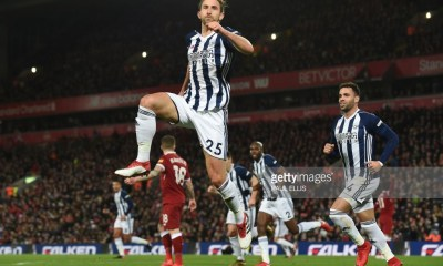 West Brom Liverpool