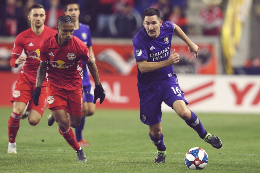 Orlando City New York Red Bulls