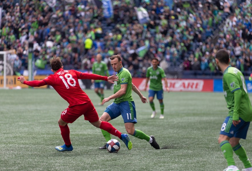 Seattle Sounders Toronto FC