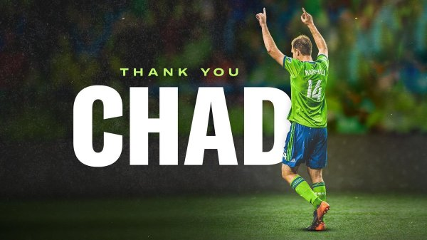 Chad Marshall Seattle Sounders