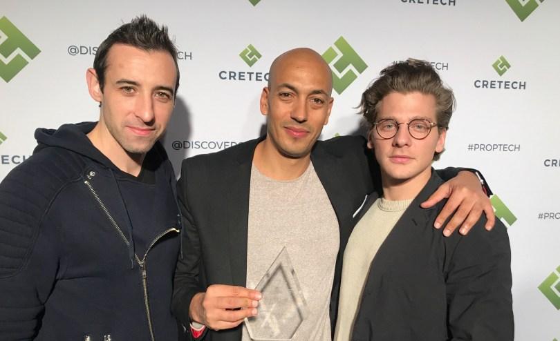 Storefront grand vainqueur du Real Estate Tech Award