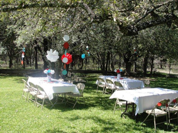 Fireman Birthday Party 4