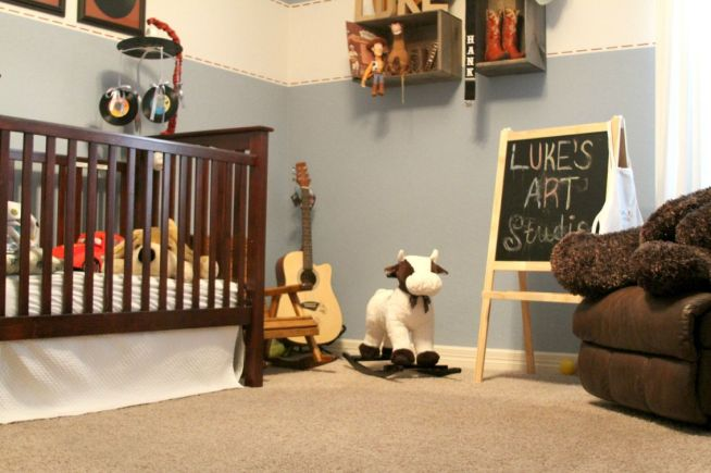Vintage County Fair Nursery