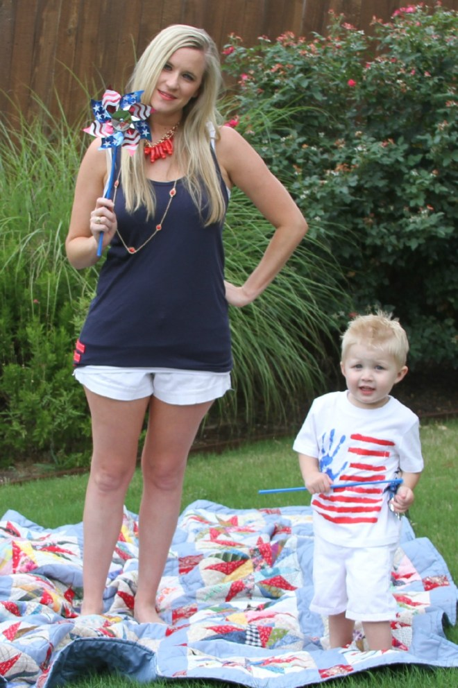 G Wear JUly 4th Fashion on The sTORIbook blog