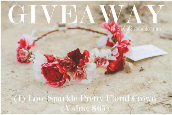 love sparkle pretty giveaway