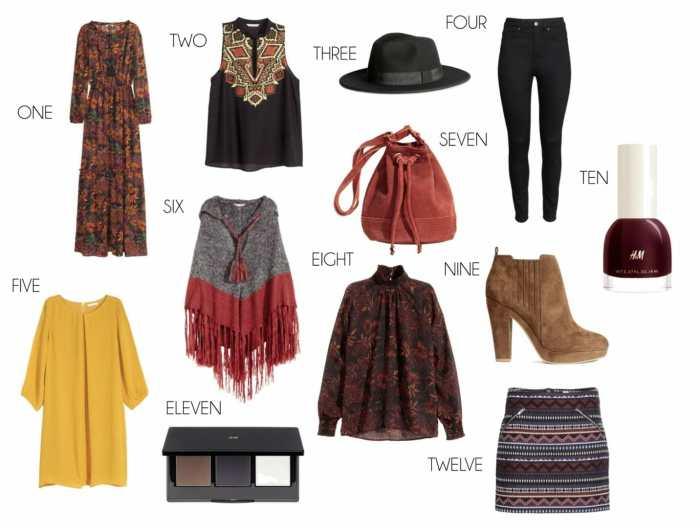 H&M fall 2015 favorites