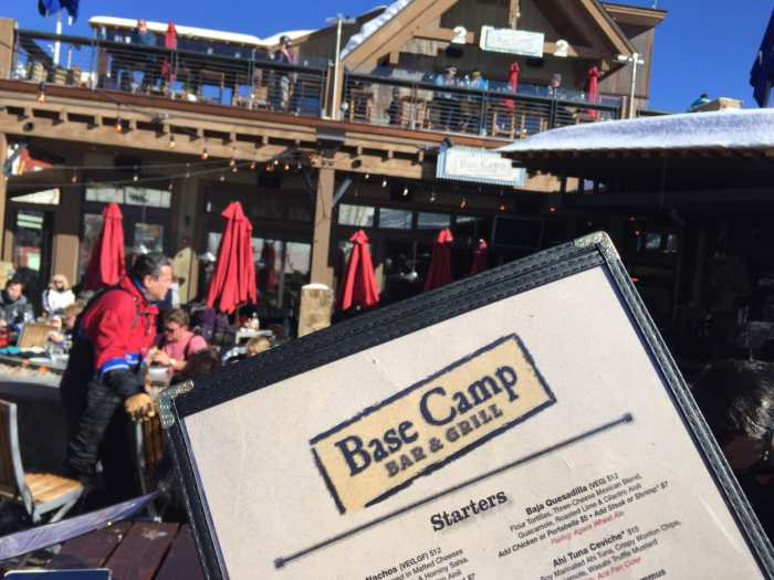 Snowmass Base Camp Bar and Grill