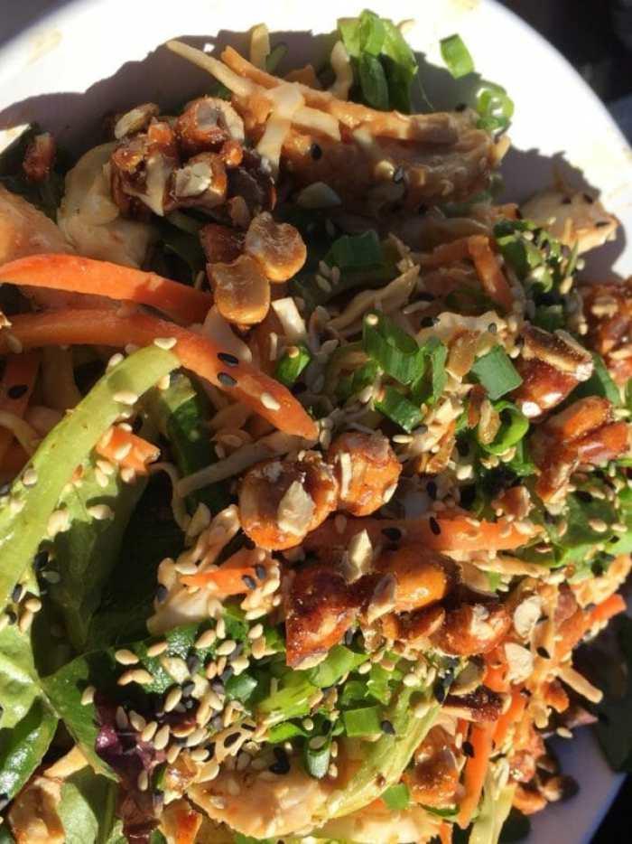Asian Chop-Chop Salad