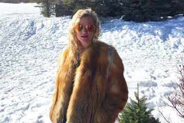What to wear apres ski