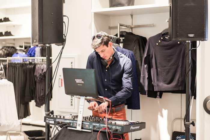 H&M DJ
