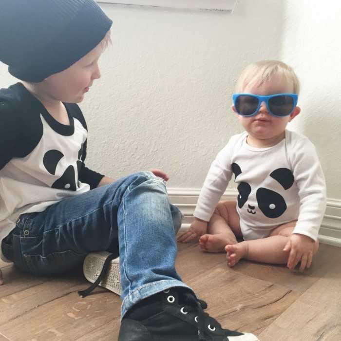 fashionable kids clothing