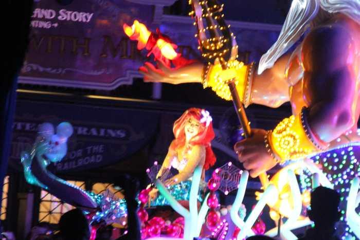 disney light parade