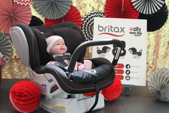 Britax Advocate ClickTight ARB