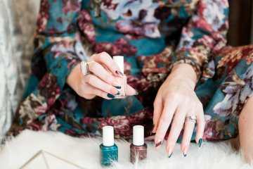 essie fall nail polish