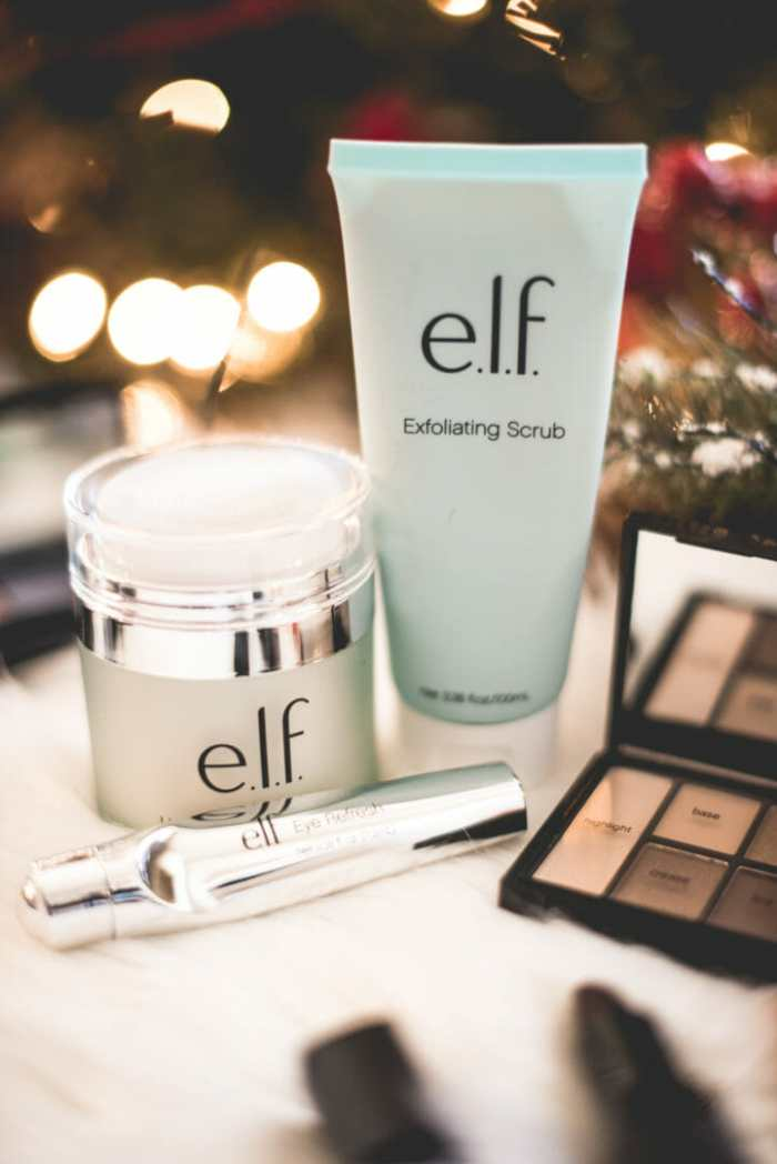 elf cosmetics holiday gift guide