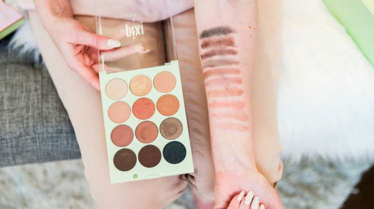 it's eye time pixi beauty swatches