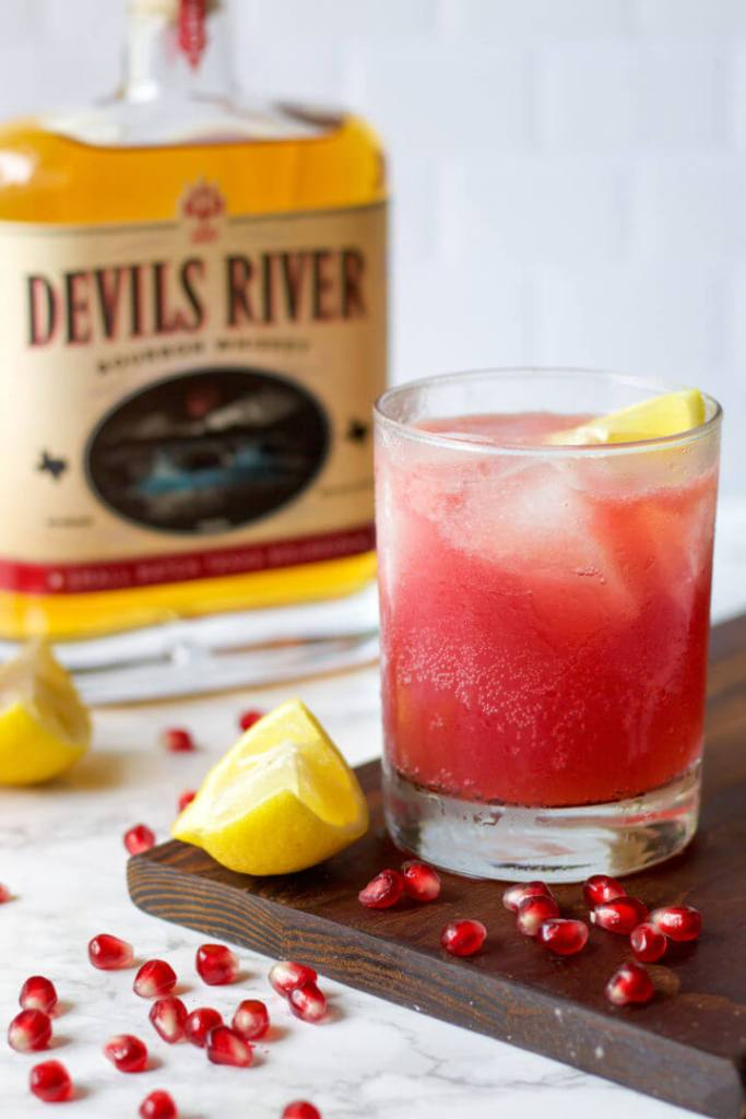 lady in red cocktail recipe