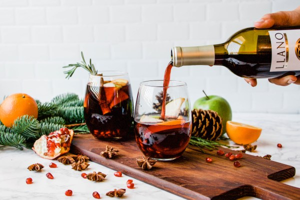 Christmas Red Sangria Recipe