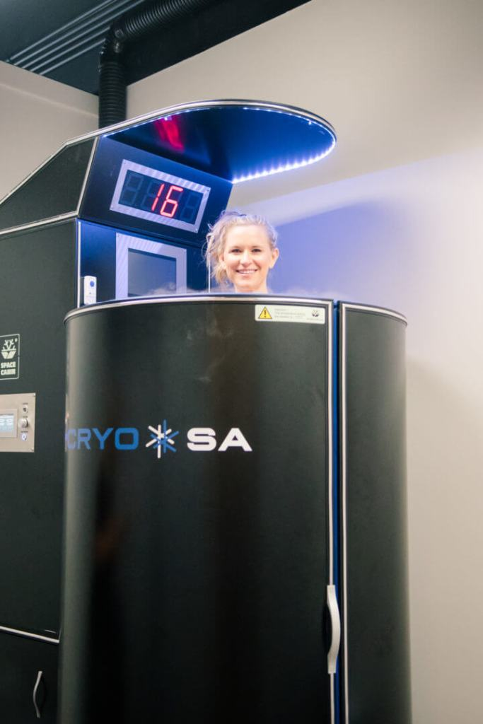 cryotherapy san antonio