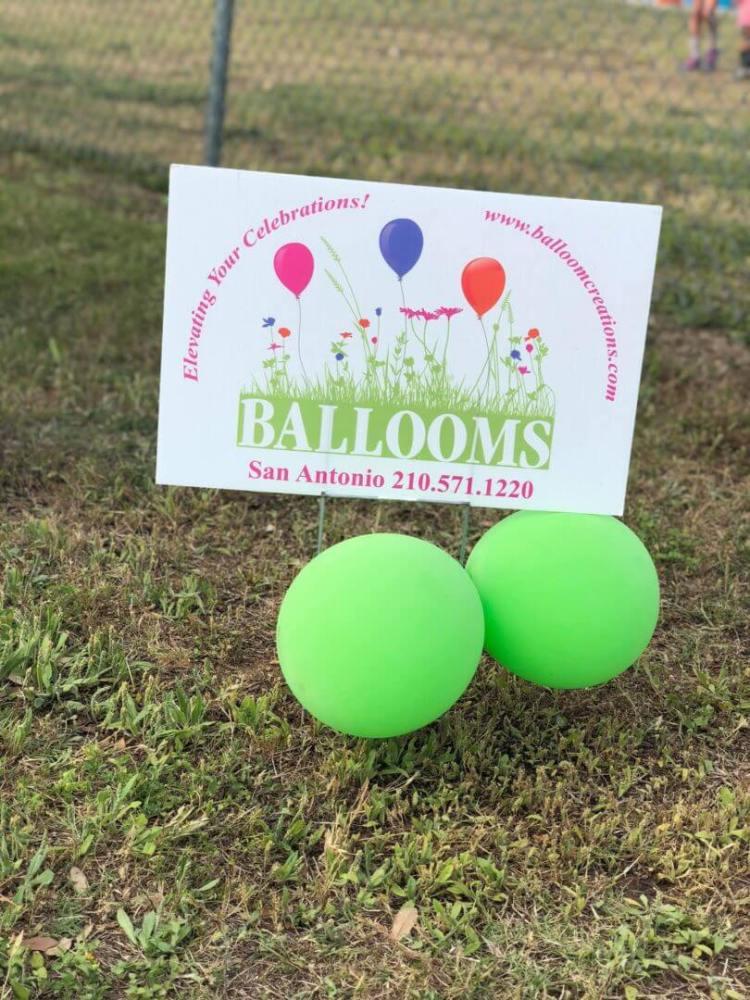 balloon installation san antonio